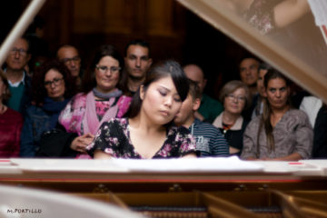 2016.06.07 Aya Sakamoto Piano Concert for Sendai
