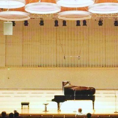 Concert hall @ UdK Berlin