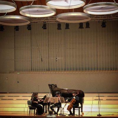 Examination Piano Quartet @ UdK Berlin