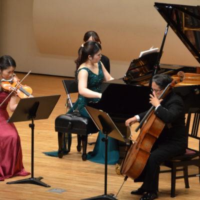 明石クラシック 2020 Akashi in February. Violin : Akiko Takezaki Cello : Prof. Kenichi Kamizuka