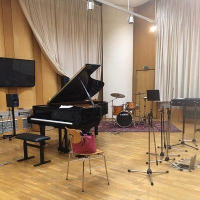 Recording Studio @ UdK Berlin