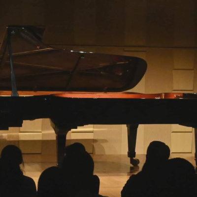 Piano Duo with Yoshito Kitabata (Piano)