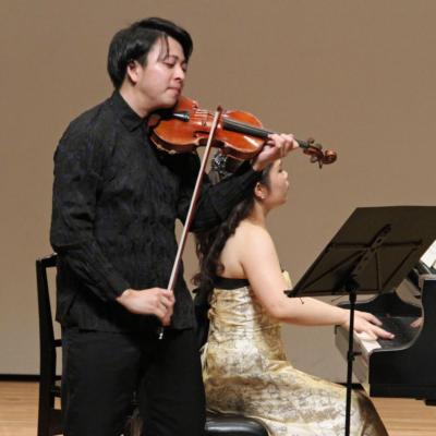 Sendai Classic Festival 2019 Violin Seiji Okamoto  【写真提供・仙台市市民文化事業団】