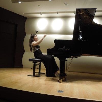 Recital @ Concert Salon in Kawai Osaka (c) ショパニストアーツ