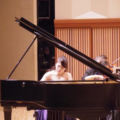 Beethoven Piano Concerto no.5 with Akashi Philharmonic Orchestra, Japan 2017