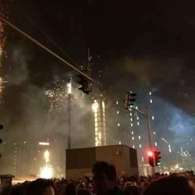 New year in Berlin (2014)