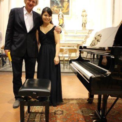 Master class with Prof. Arnulf von Arnim (Italy 2015)