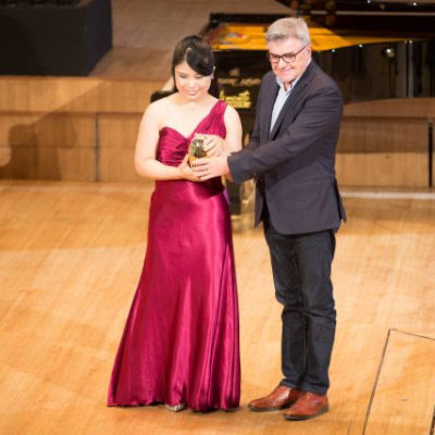 "Ceremony of the 20th Valencia International Competition ""Premio Iturbi"" 2017"