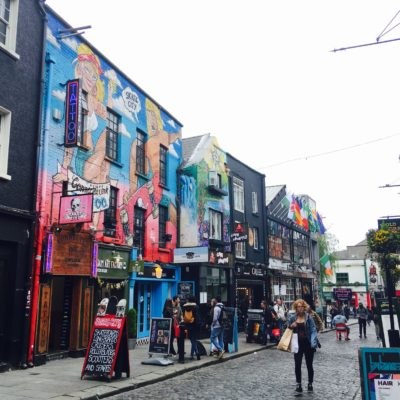 in Dublin 2018