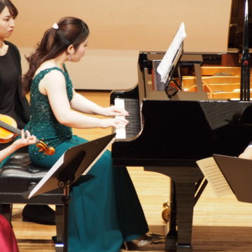 Chamber music conert 2021 in Akashi